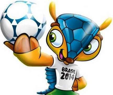 mascote_copa_brasil2014